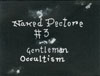 Gentleman occultism back
