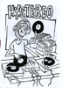 Hystereo 'zine front