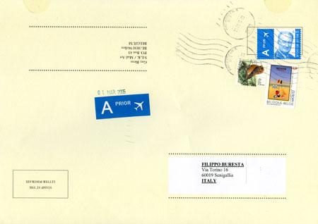 S:L:K / Mail Art front