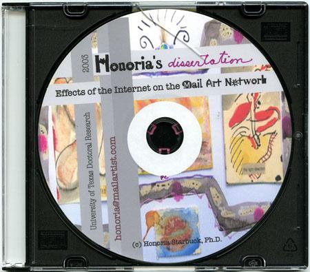 Honoria's dissertation