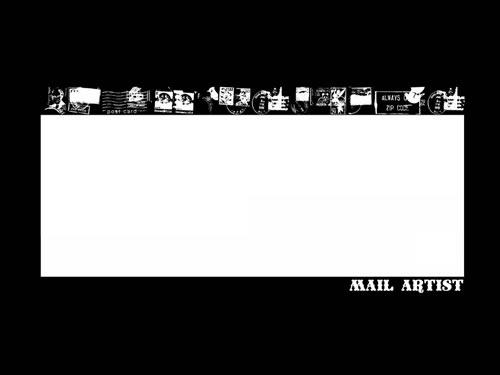 Mail Artist desktop
