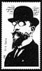 Erik Satie artistamp 7
