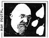 Erik Satie artistamp 8