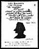 Erik Satie artistamp 14
