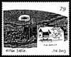 Erik Satie artistamp 15