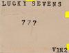 Lucky Sevens v1n2 front