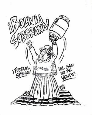 Bolivian Uprising