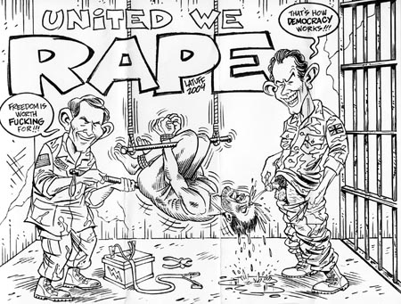 United We Rape