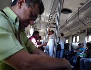 Japeri suburban train movie