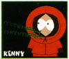 Kenny sticker