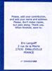 Eric Langolff's add'n'pass instructions