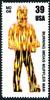 Burning Midas Muffler Man