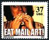 Eat Mail Art!