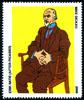 Erik Satie (After Picasso)