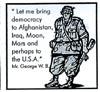 George W.B. stamp