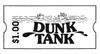 Dunk Tank sticker