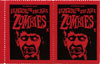Zombies stamps
